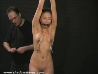 Asian bdsm of slave Tigerr..