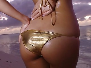 HARUKA - Oiled About Gold..