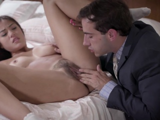 Horny newcomer disabuse of..