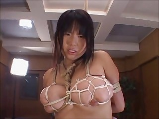 Busty Japanese indulge gets..