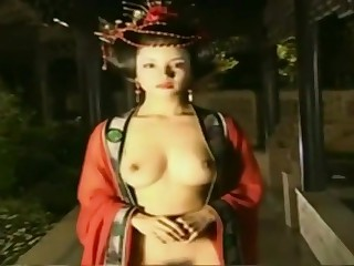 Chinese pretty woman II
