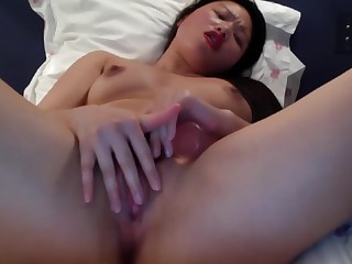 More China Girl with Dildo