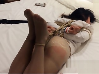 CHINESE FEET BDSM TICKLING