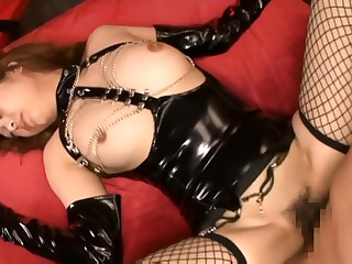 Horny Japanese chick in Mad..