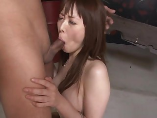Restrained Asian Redhead..