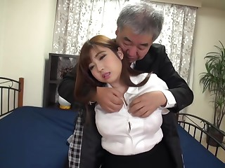 Japanese Girl fucked away..