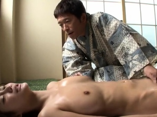 Host Massage in an Asian..