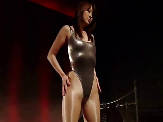 Leotard pantyhose