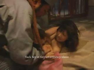 Asian Slave Pet Attaced In..