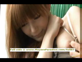 Rio innocent asian girl is..